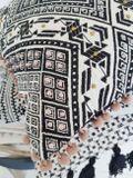Bavlnený vankúš Polenza 45 x 45 cm