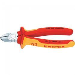Bočné cvikacie kliešte KNIPEX 7006160