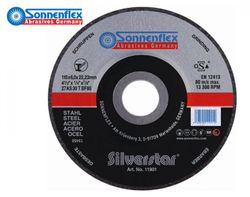 Brúsny kotúč 150x6,0x22,23 Sonnenflex Silverstar