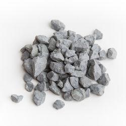 Dekoračný kameň - šedý štrk 2-20kg