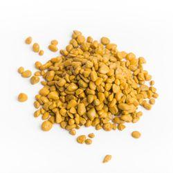 Dekoračný kameň - žltý okruhliak 2-20kg
