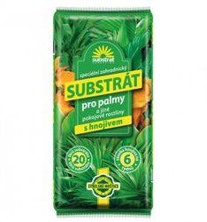 Forestina: substrát 20 l pre palmy a iné izbové rastliny