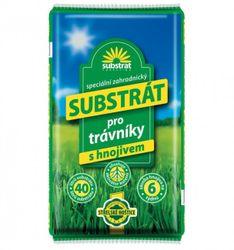 Forestina: substrát 40 l na trávnik