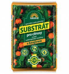 Forestina: substrát 10 l pre citrusy
