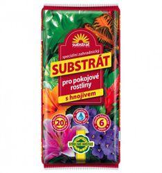 Forestina: substrát 10 l pre izbové rastliny