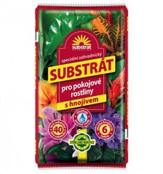 Forestina: substrát 40 l pre izbové rastliny