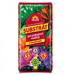 Forestina: substrát 5 l pre izbové rastliny