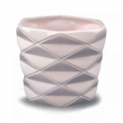 Keramický obal Barcelona 15 cm ružový pastel