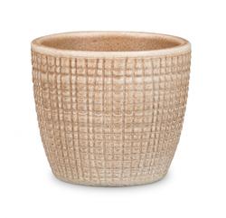 Keramický obal Pottery canela 14 - 16 cm