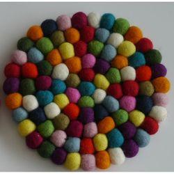Koberček Multicolor 20 cm