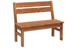 Drevená lavica LA110