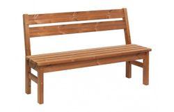 Drevená lavica LA145