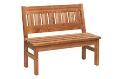 Drevená lavica LB110