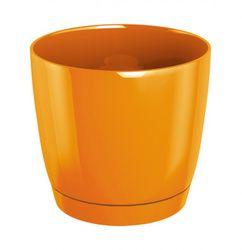 Plastový obal Coubi ovál oranžová