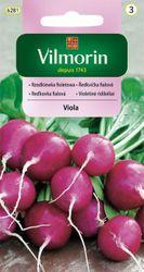 Reďkovka fialová VIOLA - Vilmorin