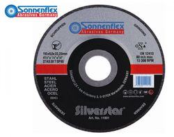 Rezný kotúč 115x2,5x22,23 Sonnenflex Silverstar