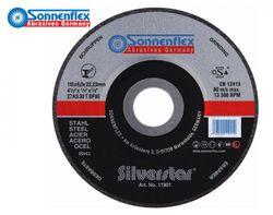 Rezný kotúč 125x1,0x22,23 Sonnenflex Silverstar