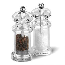 Sada mlynčekov na soľ a korenie Cole & Mason 505