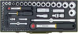 PROXXON 23040 - 56-dielna sada profesionálneho náradia