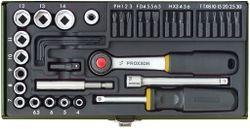PROXXON 23070 - 39-dielna sada profesionálneho náradia