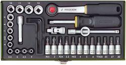 PROXXON 23080 - 36-dielna sada profesionálneho náradia