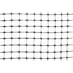 Sieťka proti krtkom 1,5x50m | 75m² 25g/m² čierna