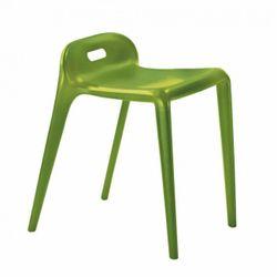 Taburet Tempo Kondela GERTI zelený