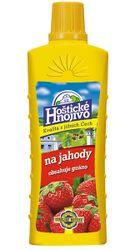 Tekuté hnojivo na jahody 500 ml - Hoštice