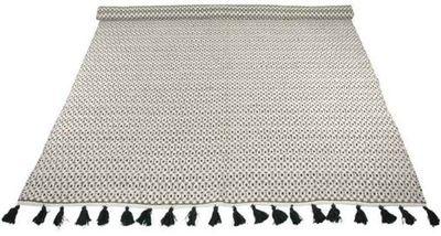 Bavlnený koberec Rotselaar natural 180 x 240 cm
