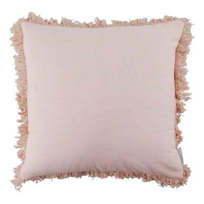 Bavlnený vankúš Lola peach 45 x 45 cm
