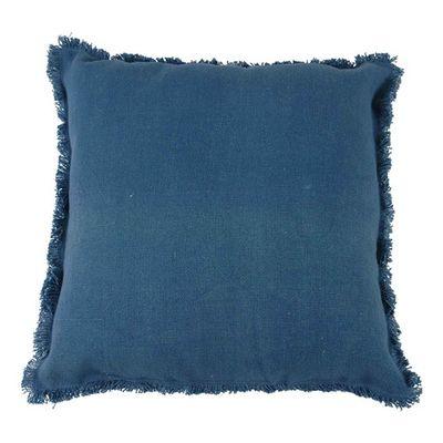 Vankúš Darwin modrý 50 x 50 cm