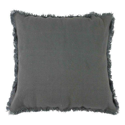 Vankúš Darwin šedý 50 x 50 cm